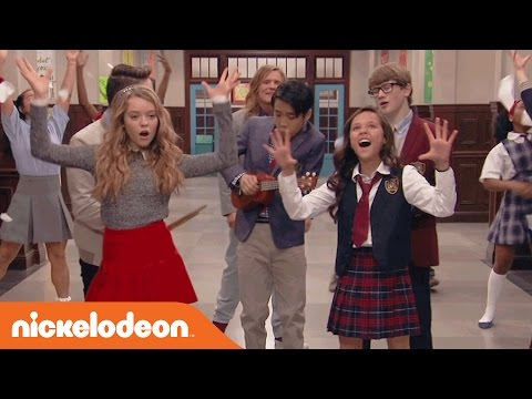 School of Rock | 'Cups' Official Music Video | Nick