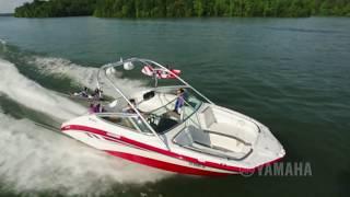 2014 yamaha ar210 boat