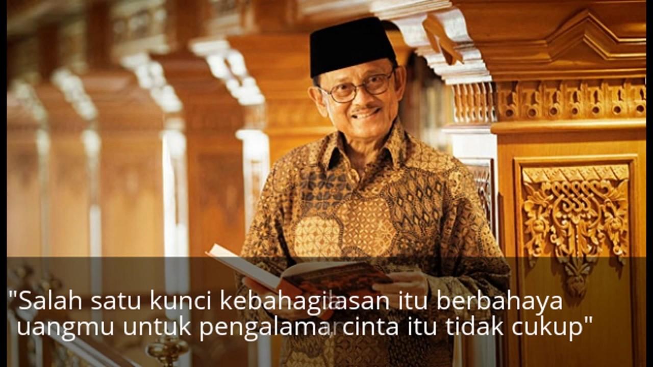 Bj Habibie Quotes 2