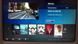 Aeroflot A330 Inflight Entertainment (IFE)