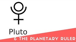 Astrology | Pluto Generations & the Planetary Rulers | Raising Vibrations