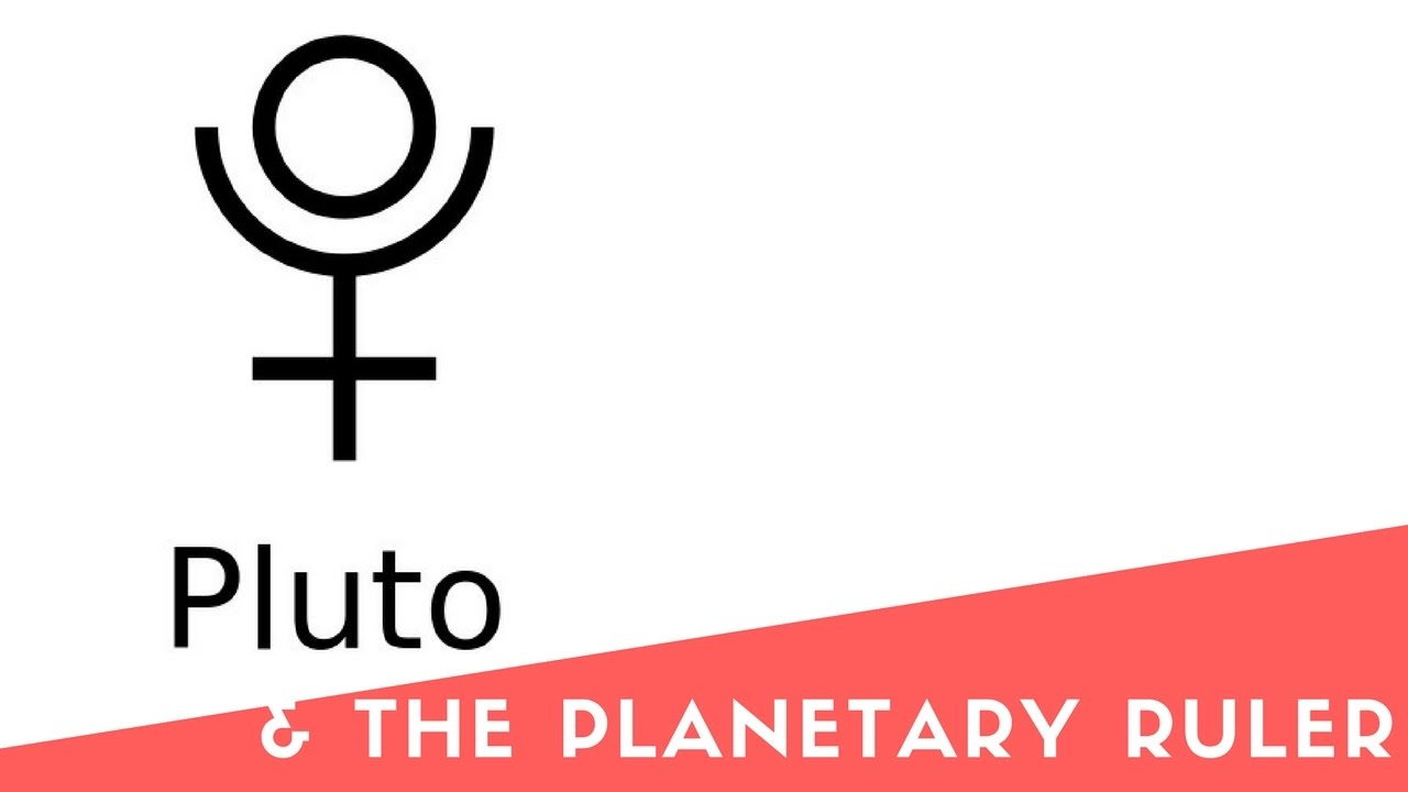 Astrology Pluto Generations The Planetary Rulers Raising
