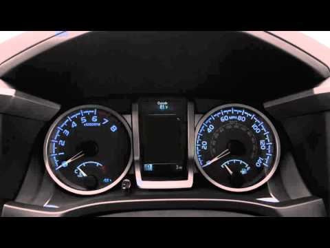 What Is Tpms Sensor >> 2016 Toyota Tacoma: Tire Pressure Monitoring System (TPMS ...