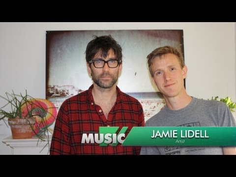TWiMusic #35 - Artist and Soul Singer Jamie Lidell
