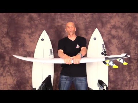"Channel Islands""New Flyer"" Surfboard review by Noel Salas Ep  11"