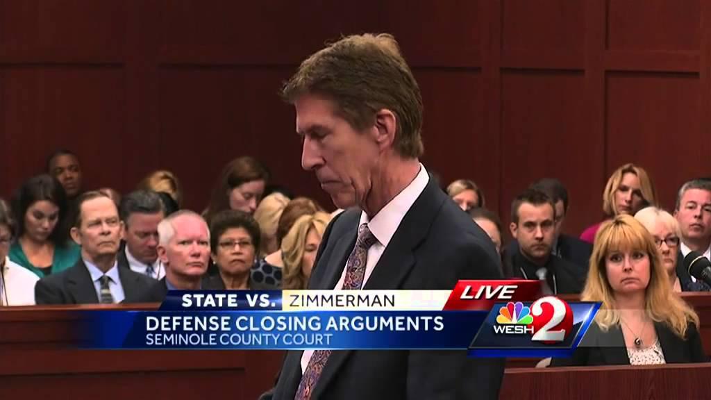 Defense Attorney Quotes John Adams Thomas Jefferson In Zimmerman Trial Youtube