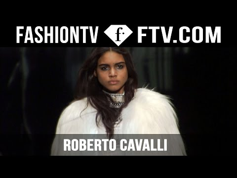 Roberto Cavalli Fall/Winter 2015   Milan Fashion Week MFW   FashionTV