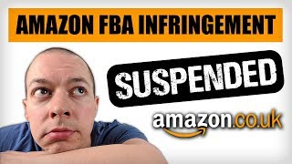 Amazon Account SUSPENDED - Plan of Action & How to Appeal - Trademark Infringement - Amazon FBA UK