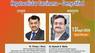 Hepatocellular Carcinoma - Demystified:SENADHIPAN EDUCATION FOUNDATION