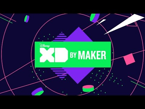 Creating Make Believe | Disney XD by Maker | Disney XD