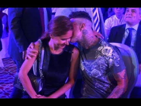 موقف محرج لنيلي كريم بسبب قبلة أحمد الفيشاوي في مؤتمر الجونة السينمائي