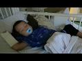 Hospitalized baby
