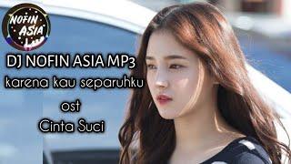 Dj karena kau separuhku 🎵 ost cinta suci dj nofin asia Dj Nofin Asia Full Album mp3