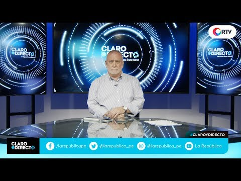 Expresidentes en problemas   Claro y Directo con Augusto Álvarez Rodrich