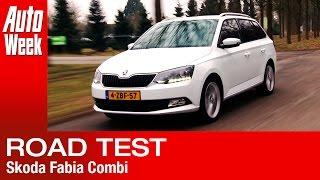 Skoda Fabia Combi road test