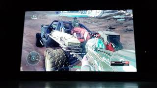 Halo 5 Guardians: Heroic Warzone Firefight - Temple and Apex On Raid 7 (1440p QHD) Gameplay