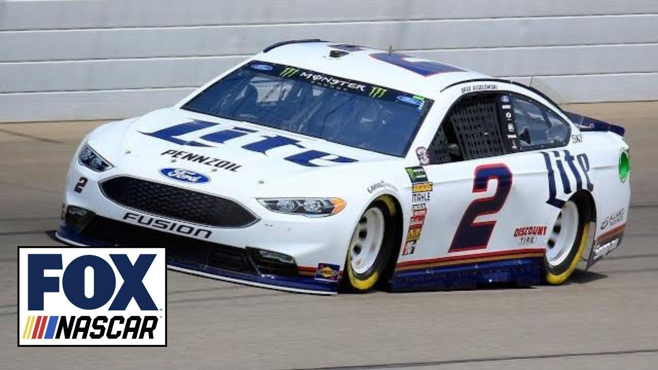 Dave Moody sounds off on Brad Keselowski's aero package | NASCAR RACE HUB