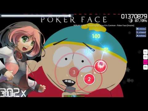 osu! Eric Cartman - poker face [insane]