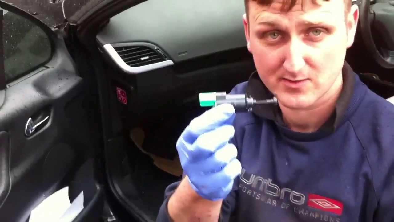 Peugeot 207cc Brake Lights Not Working Youtube