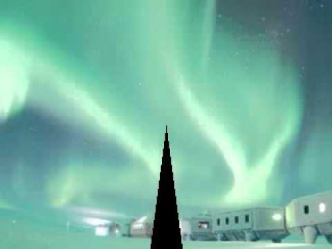 Halley VI Research Station in Antarctica