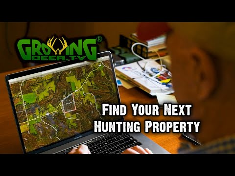 Using OnX Hunt To Find Your Next Hunting Property!