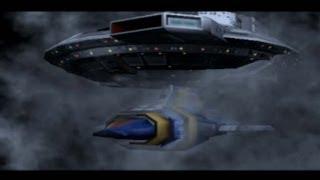 Space Sheriff Gavan PS2 Cutscene Part 4 HD