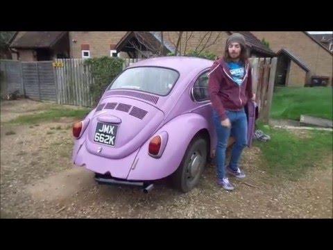 Performance exhaust sound EMPI Volkswagen Beetle