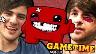 DYING OVER AND OVER AND OVER (Gametime w/ Smosh)