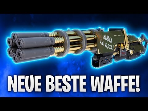 DIE NEUE BESTE WAFFE! 🏆 | Fortnite: Battle Royale