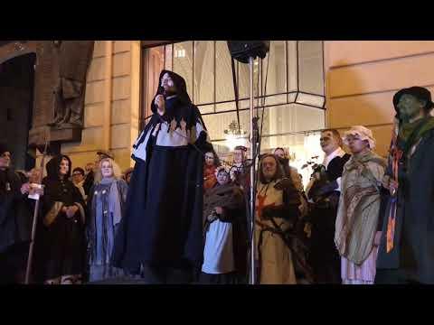Dušičky 2017, All Souls' Day in Prague, Czech Republic