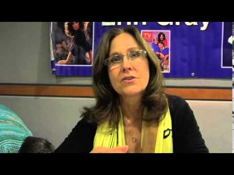 Erin Gray (Buck Rogers) talks about getting her start in showbiz ...