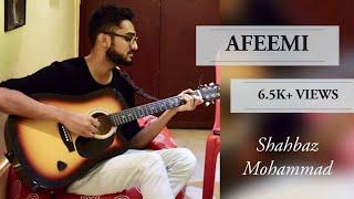 Afeemi Song Cover | Meri Pyaari Bindu | Ayushmann | Parineeti | Jigar | Sanah