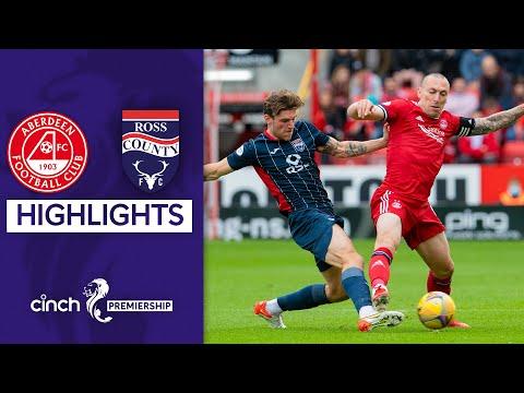 Aberdeen Ross County Goals And Highlights
