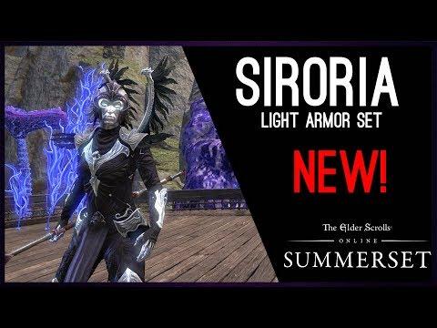 Perfect Mantle of Siroria | Elder Scrolls Online Sets