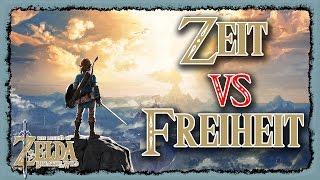 Zelda BotW und das Open World Problem