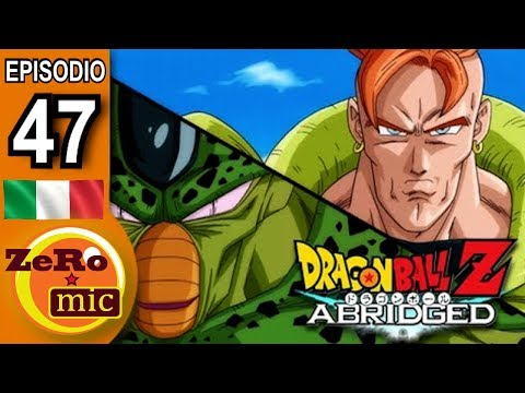 ZeroMic - Dragon Ball Z Abridged: Episodio 47 [ITA]