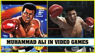 MUHAMMAD ALI, the evolution in video games [1992 - 2018]