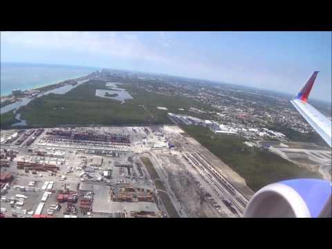 Southwest 948 - Fort Lauderdale - San Juan - Boeing 737-800