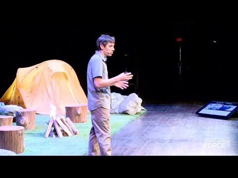 "Alex Honnold Keynote Speech - Facing El Capitan In ""Free Solo"" - TractionForce 2019"