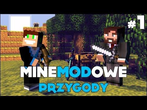 MineMODowe Przygody #1 | Minecraft z Modami | Vertez & Purpose