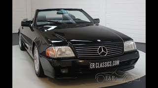 Mercedes-Benz 300SL R129 1993 -VIDEO- www.ERclassics.com