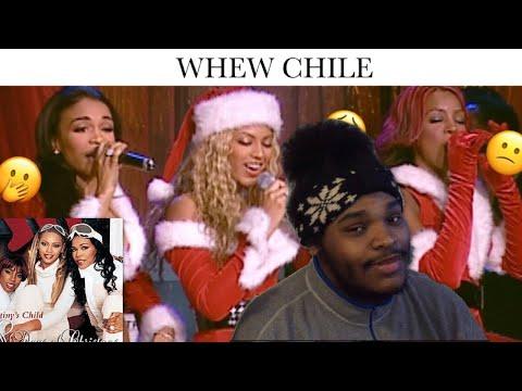 Destiny's Child- 8 Days Of Christmas REACTION