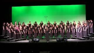 Spring Concert 2014: Chansons (Cantate Domino)