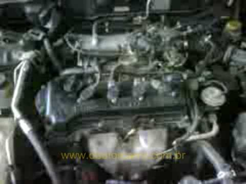 Dr CARRO Local numero motor chassi Sentra Nissan - YouTube