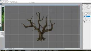 Drawing Trees for RPG Maker by Celianna