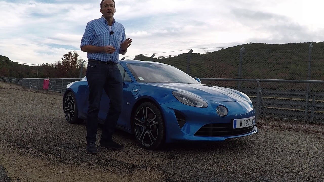 2018 renault alpine a110 first test drive video review youtube. Black Bedroom Furniture Sets. Home Design Ideas