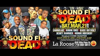 Sound Fi Dead 2015 Round 1 (each sound play 15 minutes) Official video