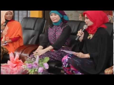 Zaskia Sungkar Hijab Style Grand Opening Hijab Hijab Butik Tanjungpinang Youtube