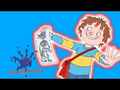Horrid Henry's Fabulous Friday