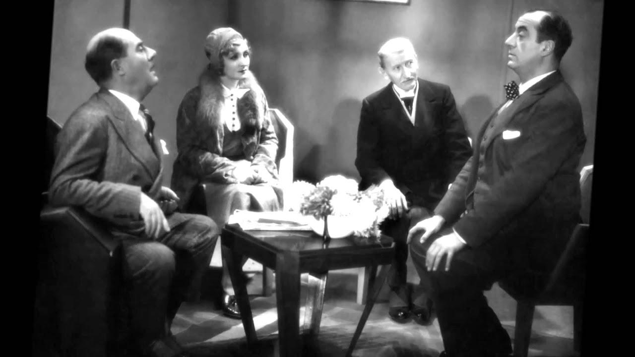 Jean sorbier je pense vous 1931 film le blanc et for Le noir et le blanc
